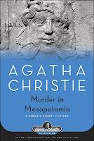 Murder in Mesopotamia cover