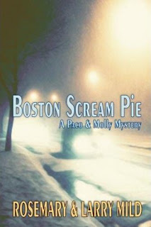Boston Scream Pie cover