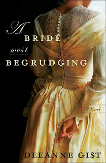 A Bride Most Begrudging cover