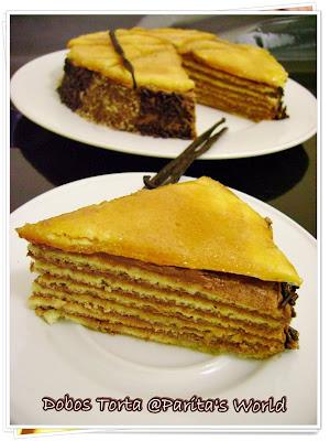 Dobos Torte Recipe