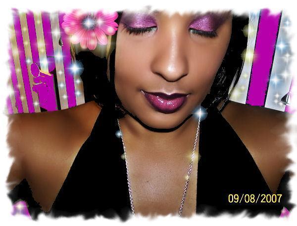 Makeup by Hootie Mahdi