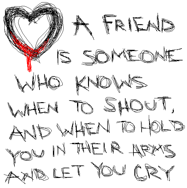 Cute Love Friendship Quote : Cute friendship quotes inspiring friends poems