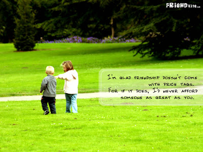 Cute Friendship Quotes, Inspiring Friends Poems: True Friendship Is Indeed