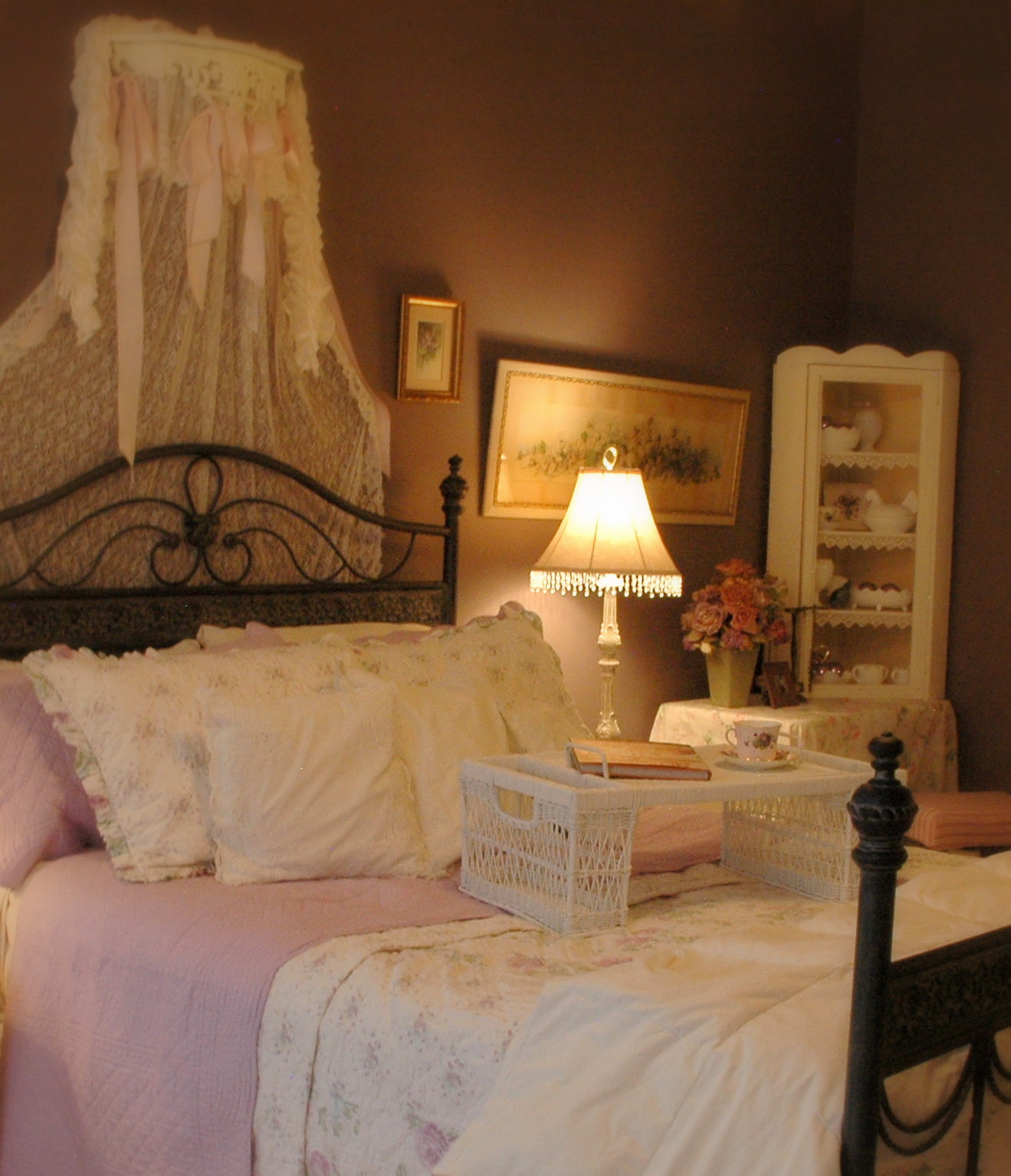 Girl In Pink: A Purple Master Bedroom Suite For The Girl