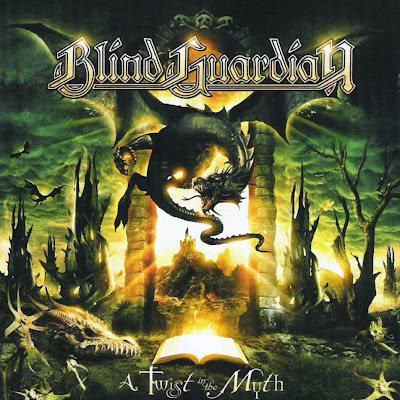 Blind Guardian, los Bardos de la Tierra Media Blind+Guardian+-+A+Twist+In+The+Myth+-+Frontal