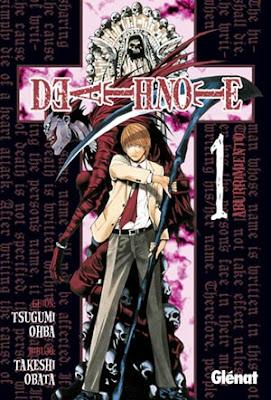 Portadas del Manga Deathnote01
