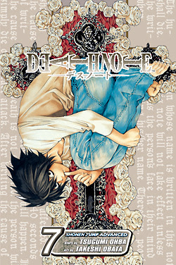 Portadas del Manga Death+note7