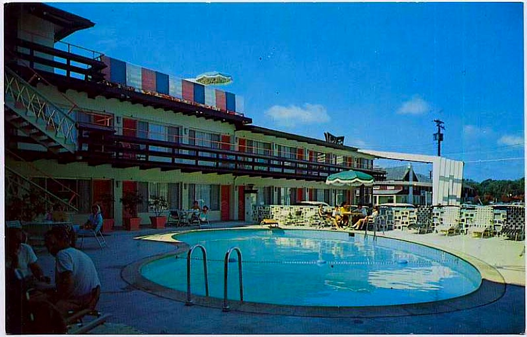 Thunderbird Hotel Virginia Beach
