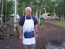 Jerry the famous cook at Duck Creek