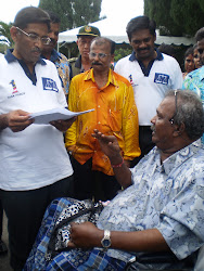 SITF Chairman, Datuk Dr Subramaniam