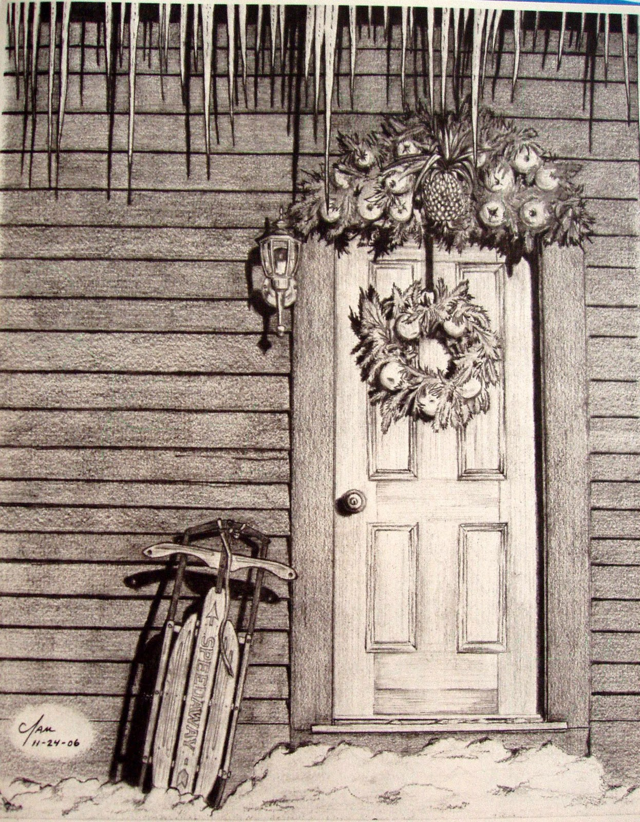 Door pencil drawing - Best 25 Pencil Drawings Ideas On Pinterest