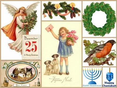 giulia geranium jacquie lawson greeting cards, Greeting card