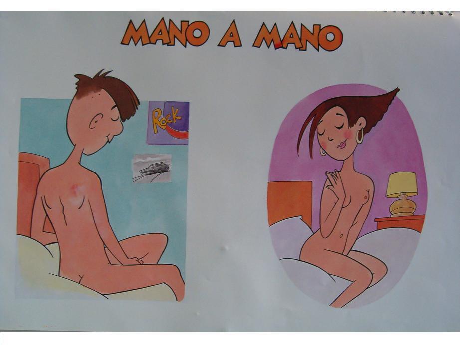 Sexualidad y Masturbación