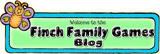 Finch Family Games Blog