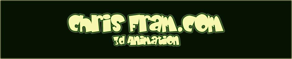 Chris Fram -- 3D Animation