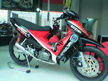 suzuki shogun125