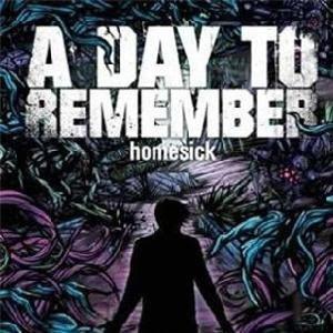 último disco escuchado A+Day+To+Remember+-+Homesick+(2009)