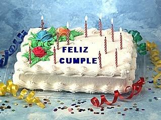Cumpleaños de tizziri TORTA+CUMPLE