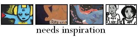 needs inspiration