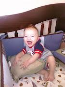Bryce aka Happiest Baby Alive!