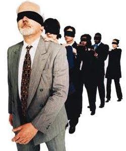 O Pior Cego é Aquele que não quer enxergar. Life Que Liberta