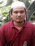 Ketua Komandan Amal Jempol