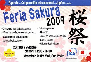 Feria Sakura 2009 (resumen) FeriaSakura2009