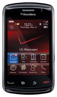 Fitur, Spesifikasi dan Harga Blackberry ODIN 9550 (Storm 2)