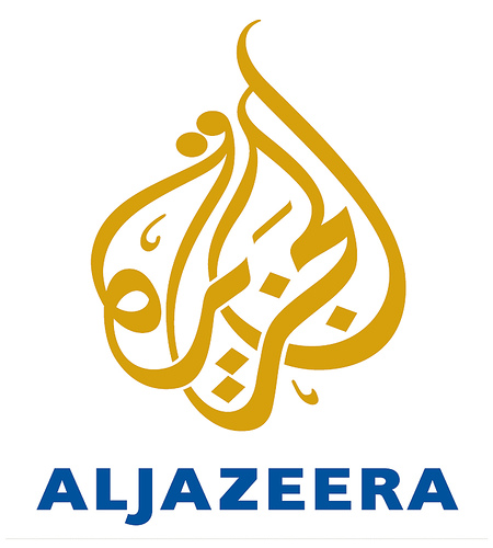 Al Jazeera's logo