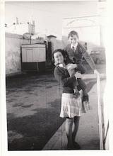Juan Pedro Jiménez Simon año 1969 o 1970.