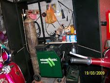 mig welding set