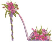 Cherry Blossom Stiletto