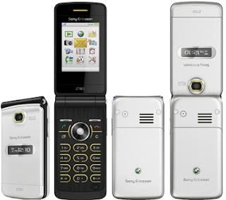 Sony Ericsson Z780 Flip