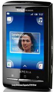 Sony Ericsson Experia X10 Mini