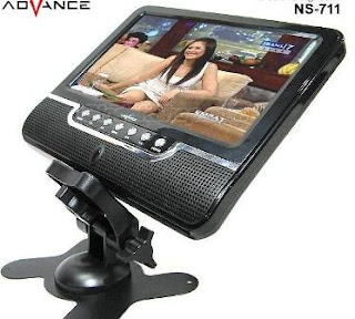 Portable TV Advance  NS-711