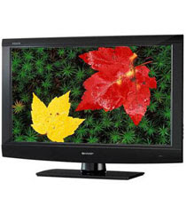 Sharp LCD TV LC-32A39i