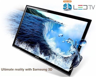 Samsung 3D HDTV LED  UA46C8000XR