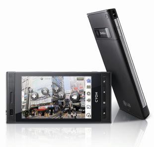 lg KU9500/SU950 android
