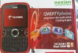 Nexian G381