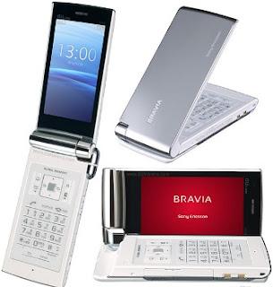 Sony Ericsson Bravia S004 gf