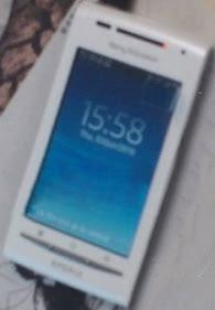 Sony Ericsson Shakira