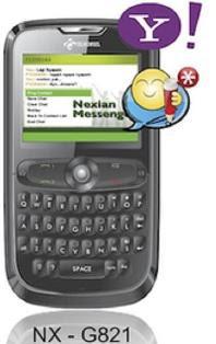 Nexian NX-G821