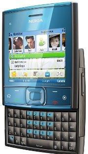 Nokia X5-01 music phone