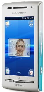 Sony Ericsson experia X8  3