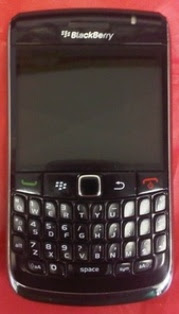 Blackberry Onyx BB Atlas