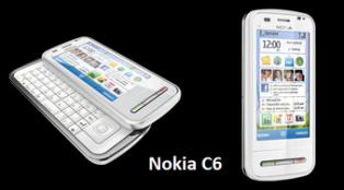 Nokia C6 Natherland