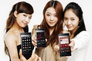 LG Optimus Z (LG-SU950/KU9500)