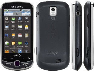 CDMA Phones Samsung Intercept