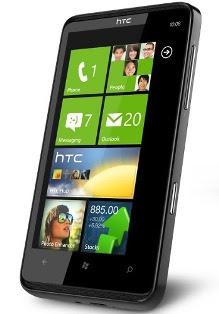 HTC HD7-8