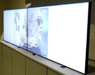 Ultra Thin LCD samsung